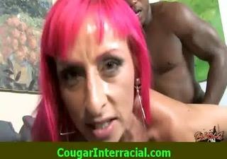 sexy cougar sex interracial large cock rider 92