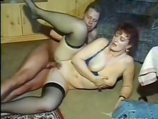 chubby mature amateur screwed