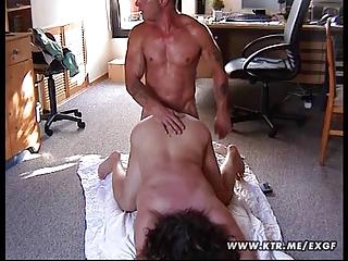 chubby dilettante wife fucked on the floor
